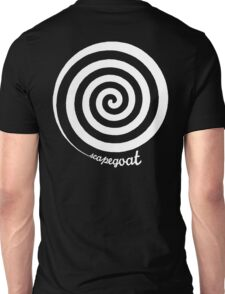 Scapegoat - White Graphic Unisex T-Shirt