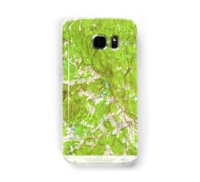Massachusetts  USGS Historical Topo Map MA Belchertown 349999 1949 24000 Samsung Galaxy Case/Skin