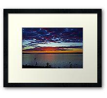 06:07 AM Framed Print