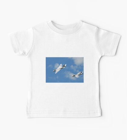 Cold War Jets Baby Tee