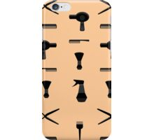 hairdresser hairdresser hairdresser trimmed beard trimmer iPhone Case/Skin