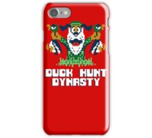 Duck Hunt Dynasty Funny T-Shirt & Hoodies iPhone Case/Skin