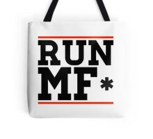 RUN MF* Tote Bag