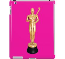 Hockey Oscar! iPad Case/Skin