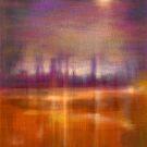 Sleeping Cityscape by Maija
