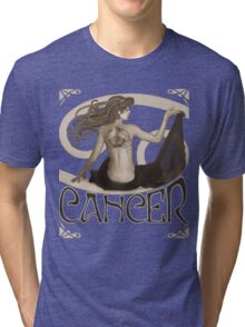 Cancer t-shirt Tri-blend T-Shirt