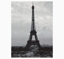 Eiffel Tower (Paris) One Piece - Long Sleeve