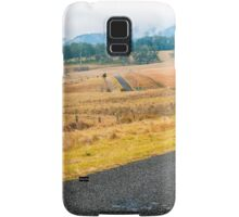 Road out in the country Samsung Galaxy Case/Skin