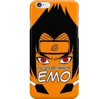 You Guys Are making Me Emo - Kid   Funny T-Shirt & Hoodies iPhone Case/Skin