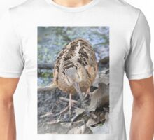 Muddy Woodcock Unisex T-Shirt