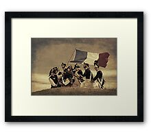 The Hill Framed Print
