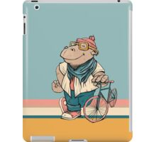 Biking is a way of life iPad Case/Skin