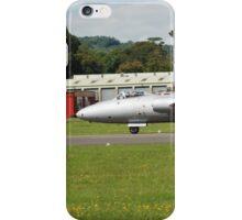 Canberra bomber jet iPhone Case/Skin