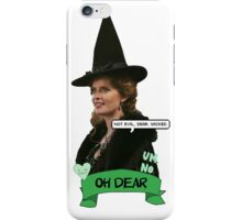 Zelena the Wicked Witch iPhone Case/Skin