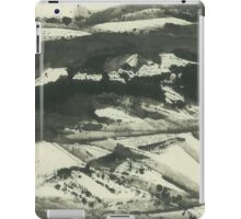 abstract summer landscape iPad Case/Skin