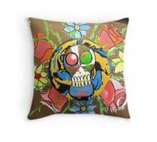 Love and Let Die Throw Pillow