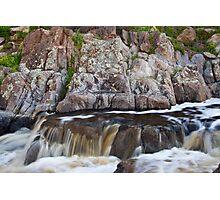 Mannum Falls Photographic Print