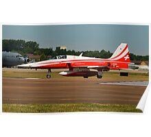 Northrop F5 Poster