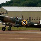 Spitfire by DonMc