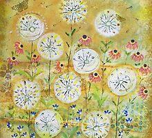 Hazy meadow. by sue mochrie