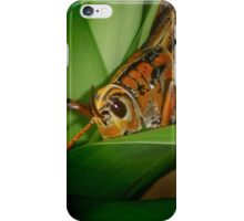 Checking out the Greenery iPhone Case/Skin
