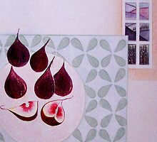 Tuscany figs by sue mochrie
