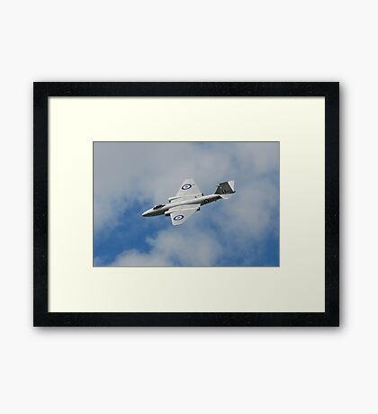 English Electric Canberra PR9 Framed Print