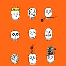 9Skulls by Elvedee