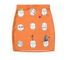 9Skulls Mini Skirt