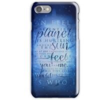 That's who I am iPhone Case/Skin