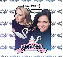 Swan Queen - No Big Deal by skywaterr