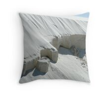 White Sands, NM Throw Pillow