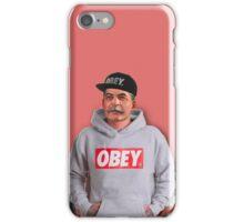 OBEY STALIN iPhone Case/Skin