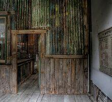 Old Bus Depot by Scott Sheehan