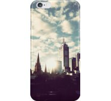 southbank melbourne iPhone Case/Skin