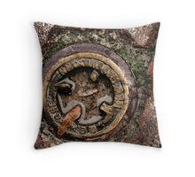 Leaflet Throw Pillow
