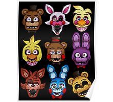 Five Nights Poster