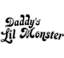 Hardly Quinn Daddy's Little Monster by Travis Wayne