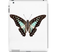 butterfly species Graphium bathycles iPad Case/Skin