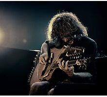 Metheny Live !! Photographic Print