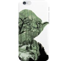 Star Wars Yoda Quote - Do or Do not, There is No Try iPhone Case/Skin