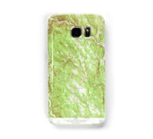 Massachusetts  USGS Historical Topo Map MA Worthington 350794 1972 24000 Samsung Galaxy Case/Skin