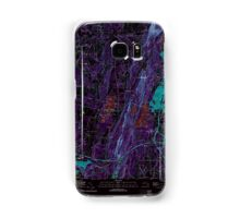 Massachusetts  USGS Historical Topo Map MA Mount Tom 351119 1998 25000 Inverted Samsung Galaxy Case/Skin