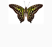 """Butterfly species Graphium agamemnon """"Tailed Jay"""" Unisex T-Shirt"""