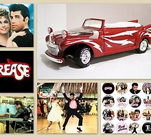Grease Lightning by ©The Creative  Minds