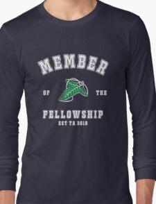 Fellowship (black tee) Long Sleeve T-Shirt