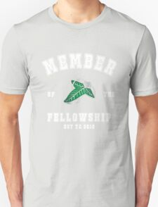 Fellowship (black tee) T-Shirt