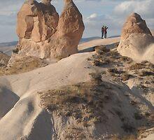 Stone Camel - Capadoccia Turkey by Erin Flynn