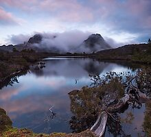 Misty Cradle. by Warren  Patten