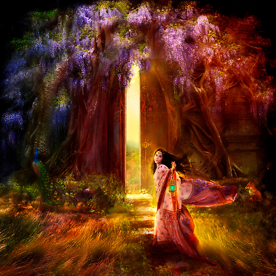 A Knock at the Door by Aimee Stewart